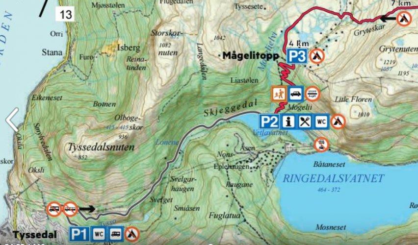 【北歐景點】挪威惡魔之舌 Trolltunga — 28公里健行挑戰全攻略 166